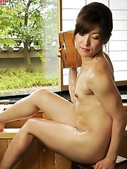 Enjoy this sensual exclusive hardcore scene with Mai Ayase!